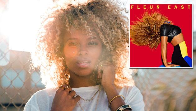 """Fleur East: """"Ich hatte nichts mehr zu verlieren"""" (Bild: Sony Music)"""