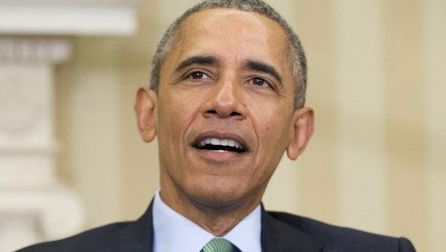 """Obama beklagt """"vulg�ren Ton"""" im US-Wahlkampf (Bild: AP)"""