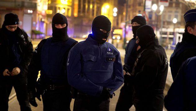Wie Salah Abdeslam eine Pizza zum Verhängnis wurde (Bild: APA/AFP/Belga/Nicolas Maeterlinck)