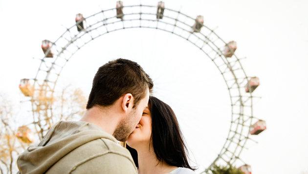 """""""6 romantische Plätze für erste Frühlings-Küsse (Bild: Thinkstockphotos.de)"""""""
