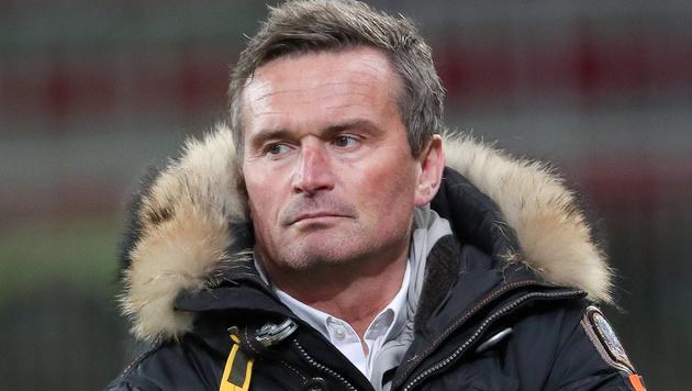 Austria Klagenfurt trennt sich von Coach Bender (Bild: GEPA)