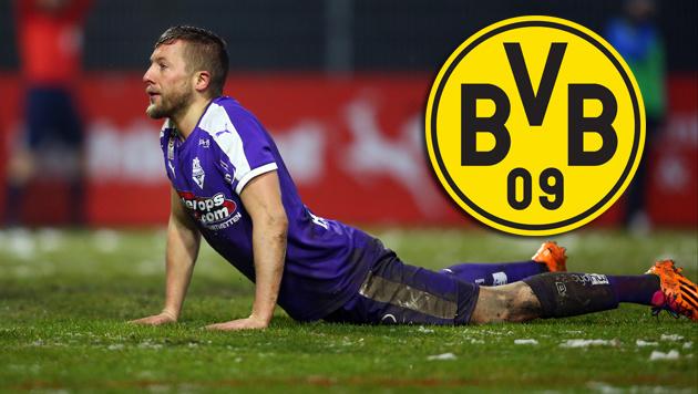 Austria Salzburg testet gegen Dortmund - aber wo? (Bild: GEPA pictures)