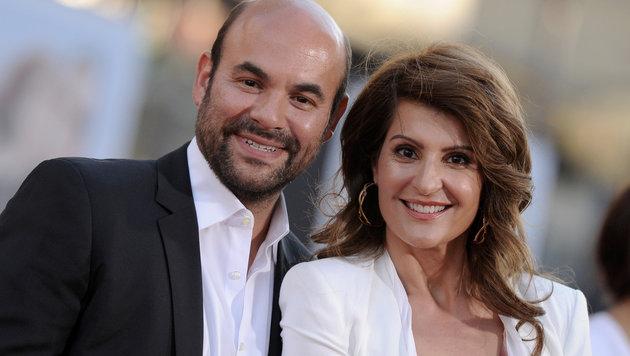 Nia Vardalos und Ehemann Ian Gomez (Bild: Viennareport)