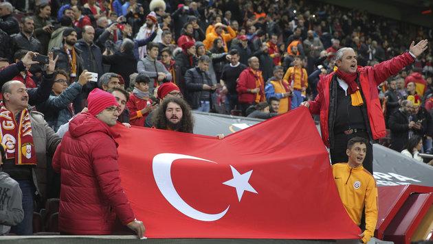 Niederländer neuer Coach von Galatasaray Istanbul (Bild: AP)