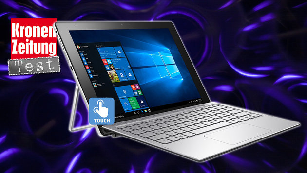 Spectre x2: HPs Surface-Pro-4-Rivale im Test (Bild: HP, thinkstockhpotos.de)