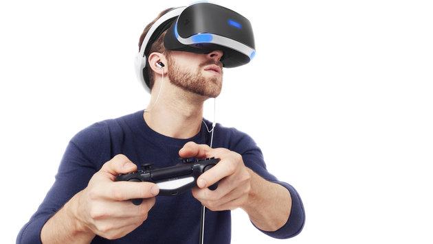 VR-Brillen dürfen nicht mehr als 153 Euro kosten (Bild: Sony)