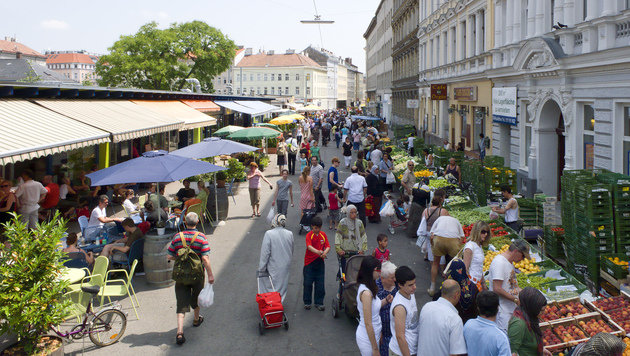 """6 romantische Plätze für erste Frühlings-Küsse (Bild: Wikimedia/Peter Gugerell)"""