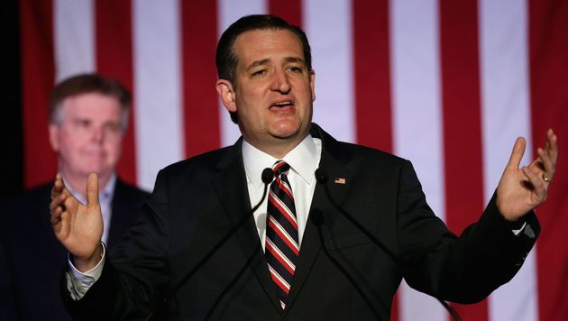 Ted Cruz (Bild: APA/AFP/Getty Images/Bob Levey)