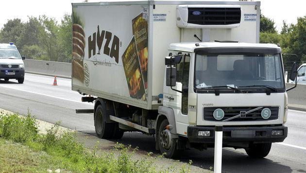 Täglich mehr als 1400 Anzeigen in Österreich (Bild: APA/HANS PUNZ)