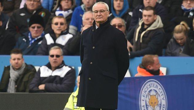 Claudio Ranieri (Bild: AP)