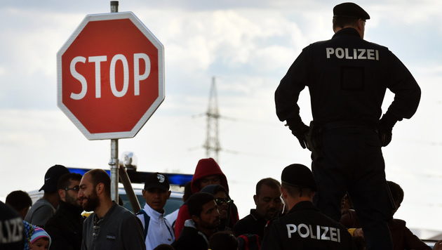 "Asylgesetz: Was die ""Blitz-Novelle"" bringt (Bild: APA/Herbert P. Oczeret)"