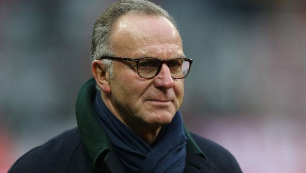 Bayern-Boss für Setzliste in der Champions League (Bild: GEPA)