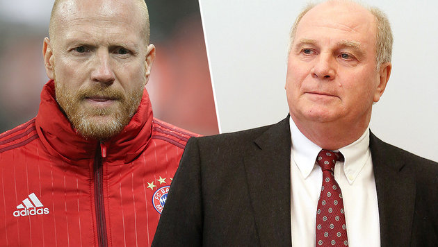 """Sammer kritisiert Hoeneß scharf: """"Dummes Zeug!"""" (Bild: GEPA)"""