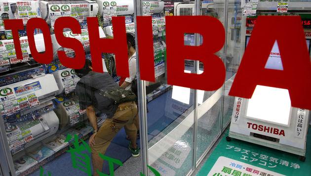 Toshiba verkauft Medizintechnik-Sparte an Canon (Bild: AP)