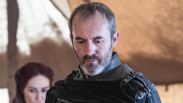 Stephen Dillane in seiner Rolle als Stannis Baratheon (Bild: Viennareport)