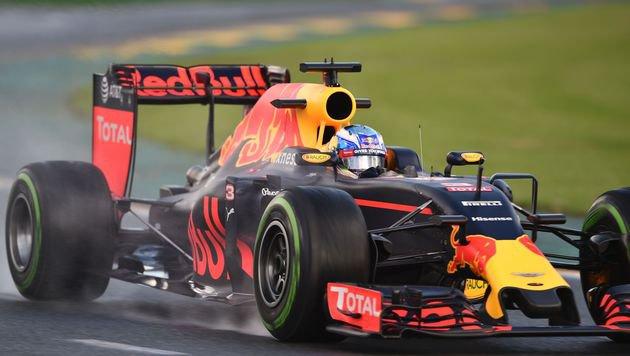 """Melbourne-Training für Vettel """"verschwendete Zeit"""" (Bild: APA/AFP/PETER PARKS)"""