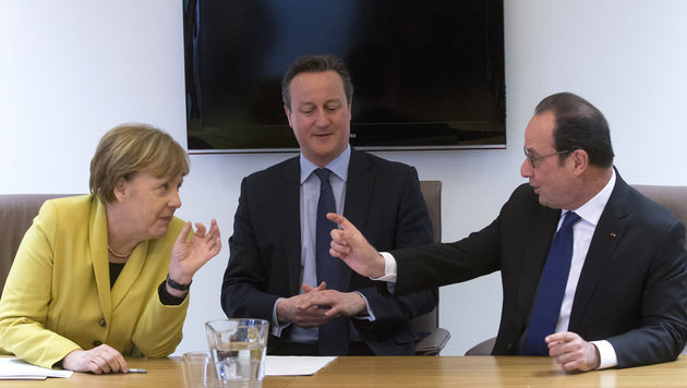 EU-Flüchtlingspakt mit Türkei soll Sonntag starten (Bild: AP)