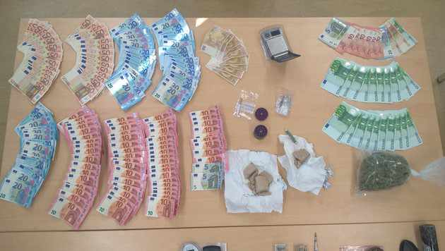 Drei Kilo Heroin verkauft: Dealer verhaftet (Bild: LPD Kärnten)