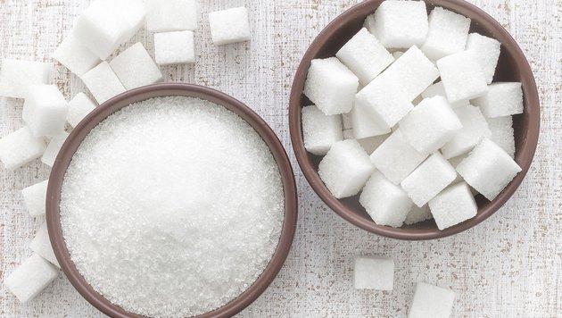 Für Verbraucher ist es oft nicht einfach zu wissen, wie viel Zucker in Speisen enthalten ist. (Bild: Yelena Yemchuk)