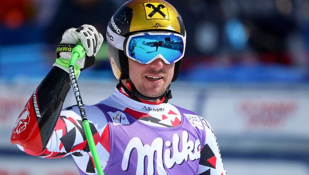 Großes Ehrenzeichen für Ski-Held Marcel Hirscher (Bild: GEPA)
