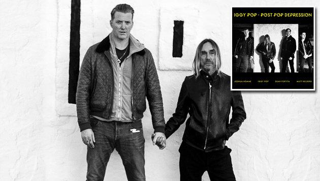 Iggy Pop: Rückkehr in die musikalische Bedeutung (Bild: Universal Music)