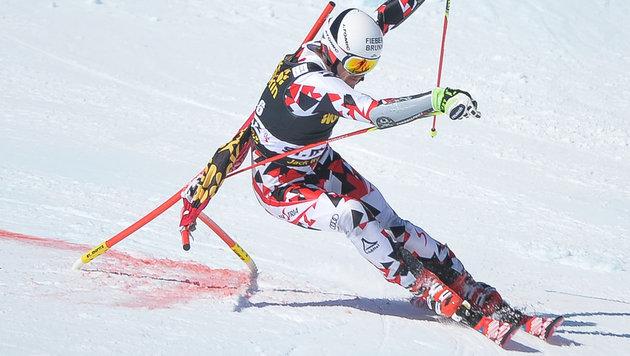 Schweiz gewinnt Teambewerb! ÖSV-Asse früh out (Bild: APA/BARBARA GINDL)
