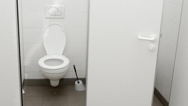 Spanner montiert in Bar Kamera auf Damentoilette (Bild: thinkstockphotos.de)
