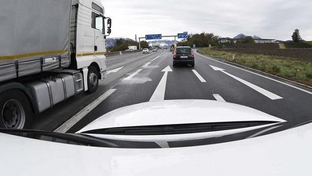 """Seit der """"80er"""" auf der Westautobahn gilt, hat sich die Unfallzahl mit Verletzungen fast verdoppelt. (Bild: Markus Tschepp)"""