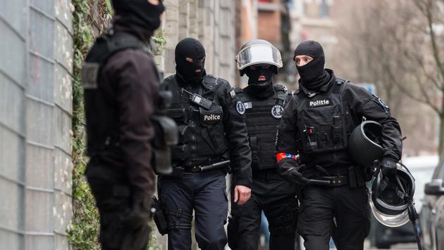 Paris-Terrorist Salah Abdeslam in Belgien gefasst (Bild: AP)
