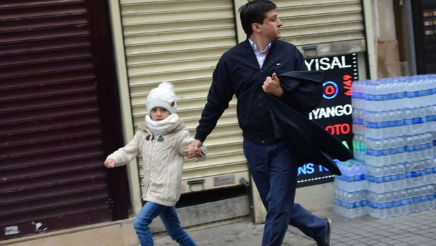 Istanbul: Blutiger Anschlag auf Einkaufsstraße (Bild: AFP)