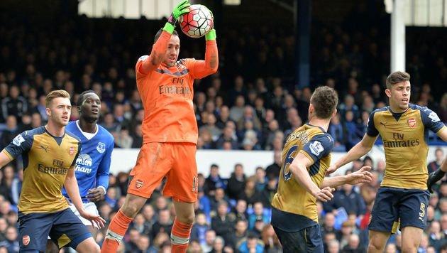 Arsenal findet bei Everton auf Siegerstraße zurück (Bild: AFP or licensors)