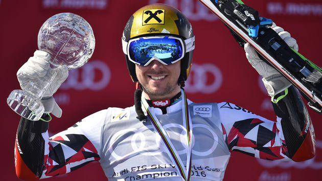 Französischer Dreifachsieg beim RTL in St. Moritz (Bild: AFP)