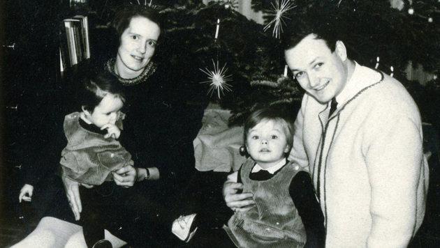 Ein Familienbild aus vergangenen Tagen . . . (Bild: Khol Privat)