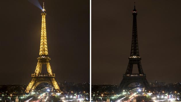 Paris (Bild: AP)