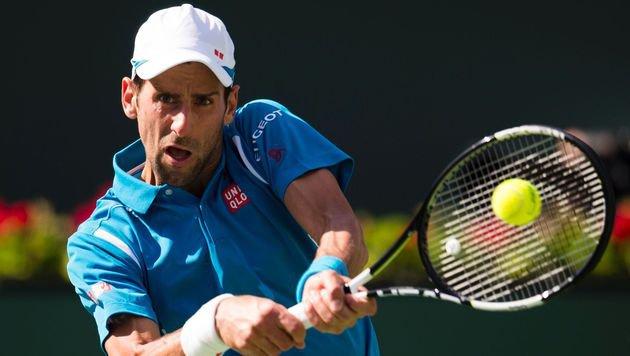 Djokovic ringt Nadal nieder und steht im Finale (Bild: APA/AFP/ROBYN BECK)