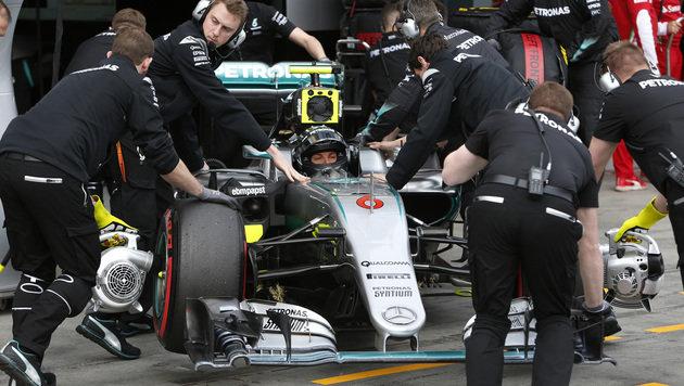F1 stampft neuen Qualifying-Modus wieder ein! (Bild: AP)
