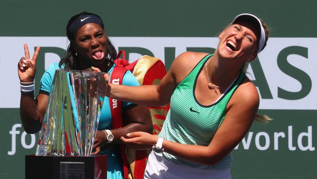 Serena Williams gegen Asarenka ohne Chance (Bild: 2016 Getty Images)