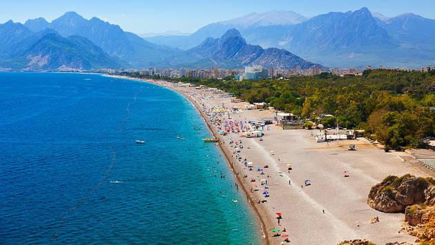 Mehmet Ali Demir schaffte es nicht bis zum Strand in Antalya. (Bild: thinkstockphotos.de)