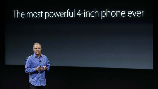 Apple enthüllt iPhone SE und neues iPad Pro (Bild: AP)