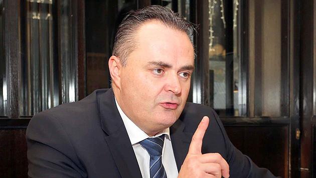 Verteidigungsminister Hans Peter Doskozil (Bild: Gerhard Gradwohl)