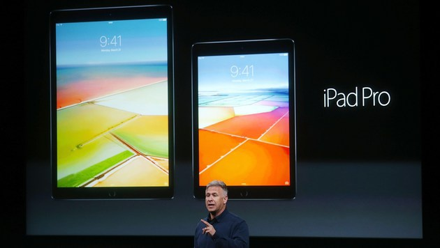 Apple enthüllt iPhone SE und neues iPad Pro (Bild: 2016 Getty Images)