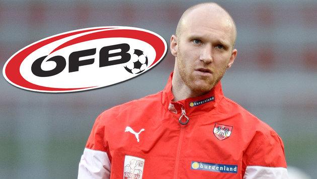 Bundesliga-Kicker im ÖFB-Kader nicht gefragt (Bild: APA/HERBERT NEUBAUER, ÖFB)