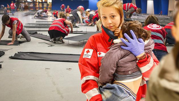 Einigung: Spendenabzug nur für Transitflüchtlinge (Bild: APA/ERWIN SCHERIAU, Markus Tschepp)