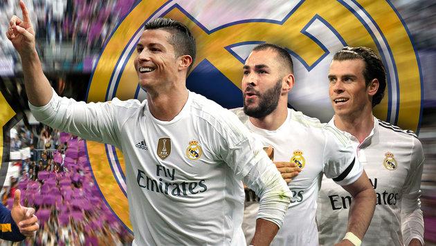 Stadt Madrid fordert 18,4 Mio. € von Real zurück! (Bild: GEPA)