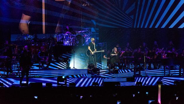 Sunrise Avenue und die Orchester-Hitparade (Bild: Andreas Graf)