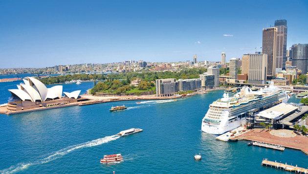 Eine spektakuläre Lage, interessante Architektur, Kultur, Strände - das ist Sydney. (Bild: Eva Lehner)
