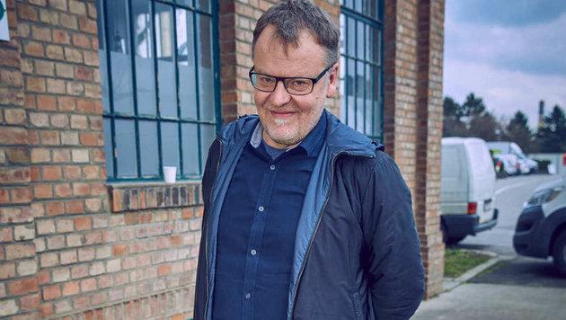 """Oscar-Regisseur Ruzowitzky gibt in """"Die Hölle"""" den Ton an. (Bild: Starpix/Alexander TUMA)"""