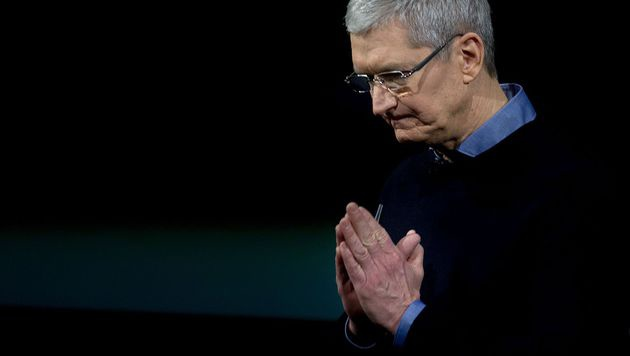 US-Regierung kann iPhone möglicherweise knacken (Bild: AFP)