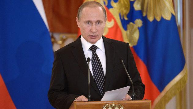 Wladimir Putin (Bild: ASSOCIATED PRESS)