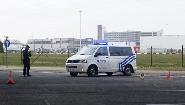 Blutbad in Brüssel: Rache-Terror im Herzen Europas (Bild: APA/AFP/BELGA/FILIP DE SMET)